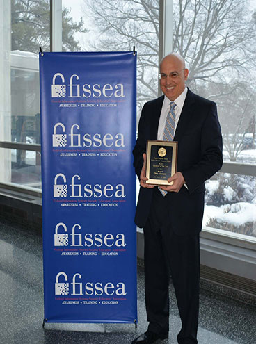 Sam Maroon - 2013 FiSSEA Educator of the Year