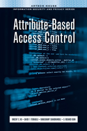 Book cover for Attribute-Based Access Control
